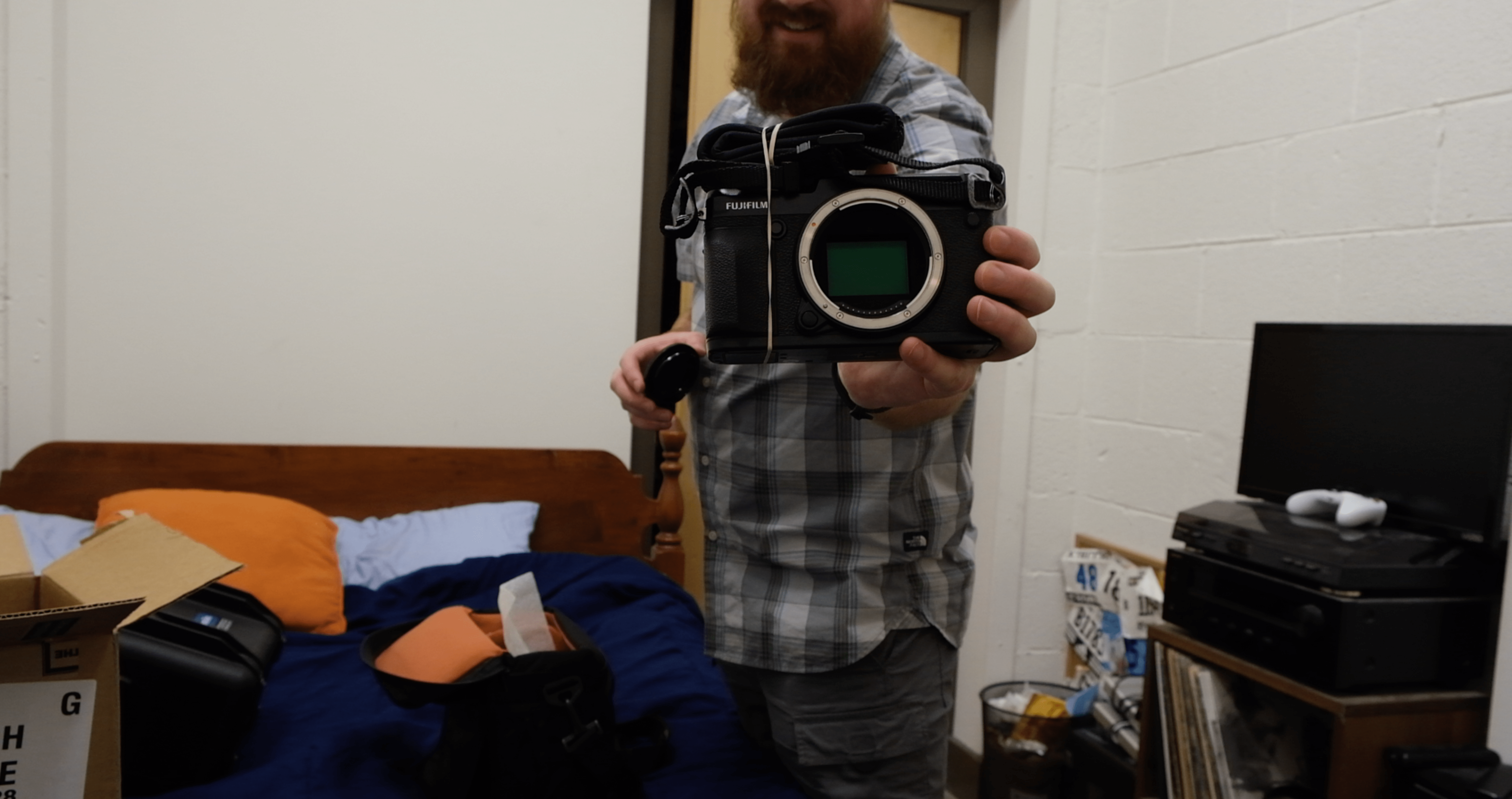 Fujifilm GFX 50R Rental