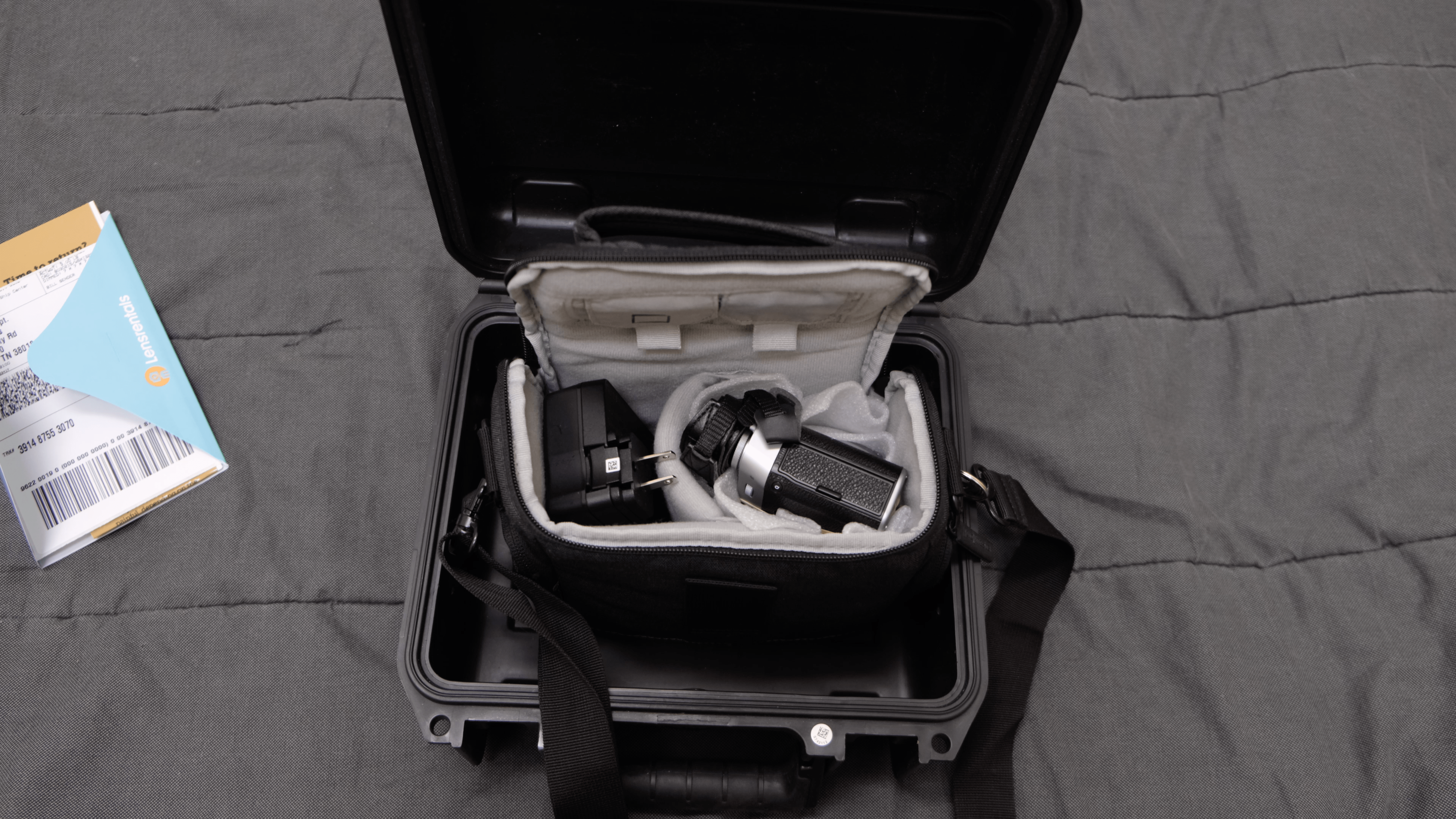 Lensrentals Fujifilm X100V Rental