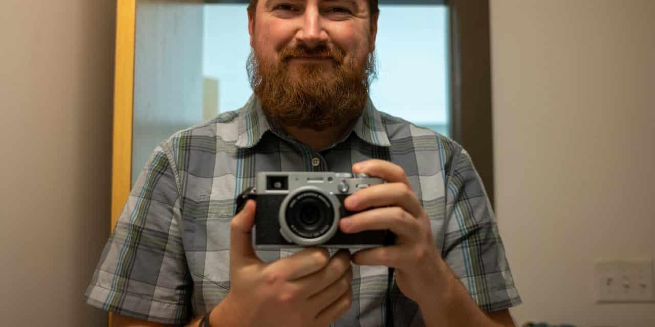 Fujifilm X100V First Impressions