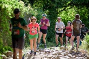 Dominon Riverrock Trail Race