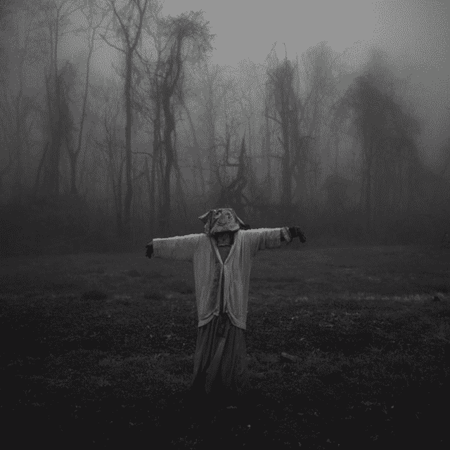scary scarecrow image